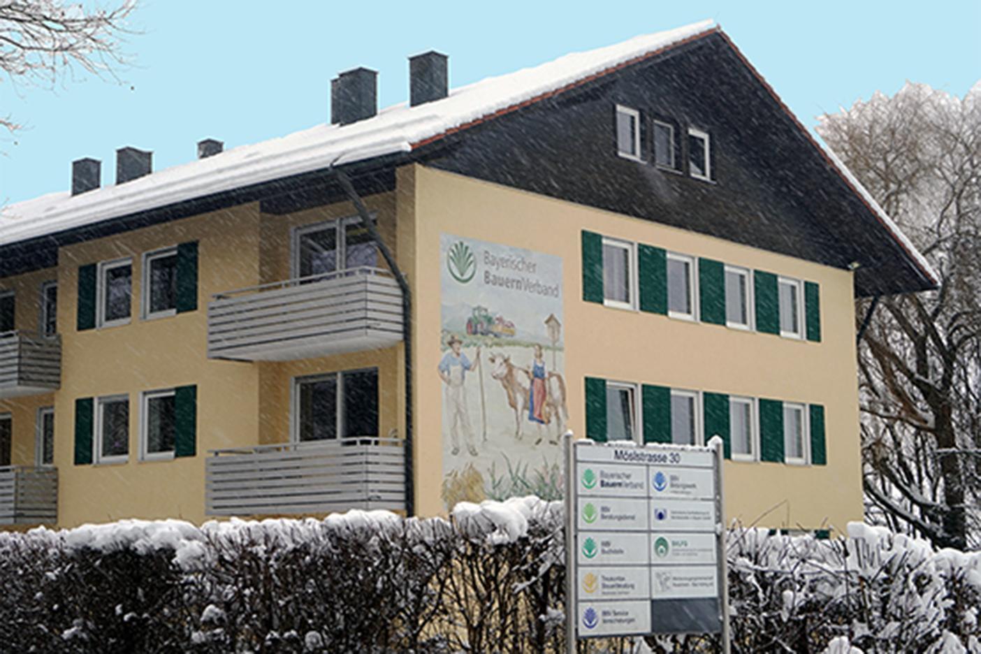 Standort Rosenheim